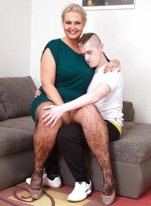 Mom and Boy Photos