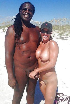 Mature on the Beach Photos