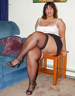 Chubby Mature Photos