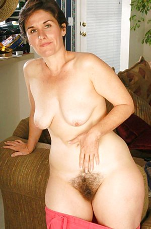 Hairy Mature Photos